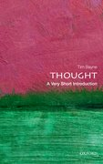 Cover for Thought: A Very Short Introduction