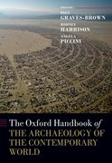 Cover for The Oxford Handbook of the Archaeology of the Contemporary World