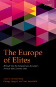 Cover for The Europe of Elites