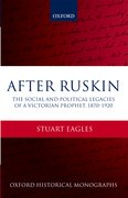 Cover for After Ruskin