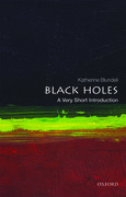 Cover for Black Holes: A Very Short Introduction
