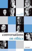 Cover for Conversations on Ethics