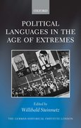 Cover for Political Languages in the Age of Extremes