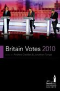 Cover for Britain Votes 2010