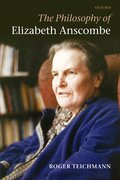 Cover for The Philosophy of Elizabeth Anscombe
