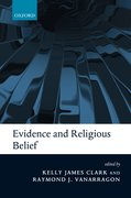 Cover for Evidence and Religious Belief