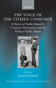 Cover for The Voice of the Citizen Consumer