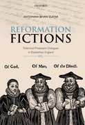 Cover for Reformation Fictions