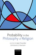 Cover for Probability in the Philosophy of Religion