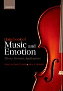 Cover for Handbook of Music and Emotion