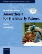 Cover for Oxford Textbook of Anaesthesia for the Elderly Patient