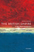 Cover for The British Empire: A Very Short Introduction