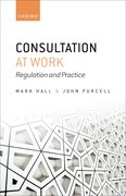 Cover for Consultation at Work