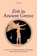 Cover for Erôs in Ancient Greece
