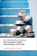 Cover for The Complete Indian Housekeeper and Cook