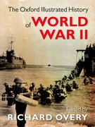 Cover for The Oxford Illustrated History of World War Two