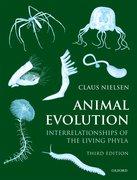Cover for Animal Evolution