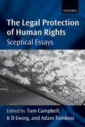 Cover for The Legal Protection of Human Rights