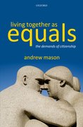 Cover for Living Together as Equals
