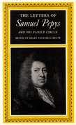 Cover for The Letters of Samuel Pepys and his Family Circle