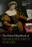 Cover for The Oxford Handbook of Shakespeare