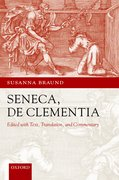 Cover for Seneca: <i>De Clementia</i>