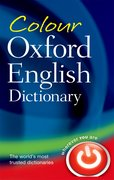 Cover for Colour Oxford English Dictionary
