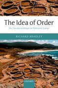 Cover for The Idea of Order