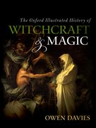 Cover for The Oxford Illustrated History of Witchcraft and Magic - 9780199608447
