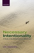 Cover for Necessary Intentionality