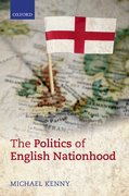 Cover for The Politics of English Nationhood