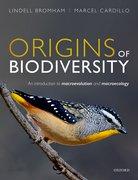 Cover for Origins of Biodiversity