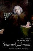 Cover for Samuel Johnson