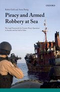 Cover for Piracy and Armed Robbery at Sea