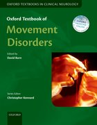 Cover for Oxford Textbook of Movement Disorders