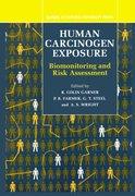 Cover for Human Carcinogen Exposure