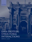 Cover for DNA-Protein: Structural Interactions
