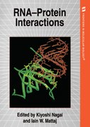 Cover for RNA-Protein Interactions