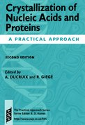 Cover for Crystallization of Nucleic Acids and Proteins