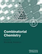 Cover for Combinatorial Chemistry