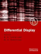 Cover for Differential Display