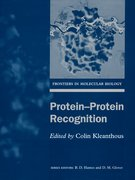 Cover for Protein-protein Recognition