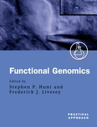Cover for Functional Genomics