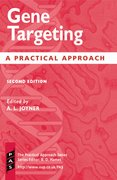 Cover for Gene Targeting