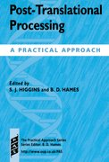 Cover for Post-translational Processing