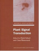 Cover for Plant Signal Transduction