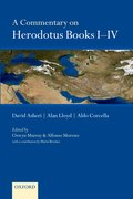 Cover for A Commentary on Herodotus Books I-IV
