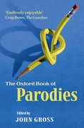 Cover for The Oxford Book of Parodies