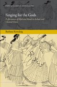 Cover for Singing for the Gods