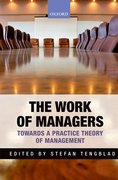 Cover for The Work of Managers